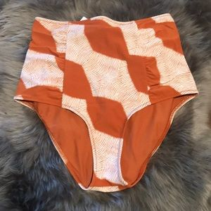 Aerie swim hi-rise bottoms